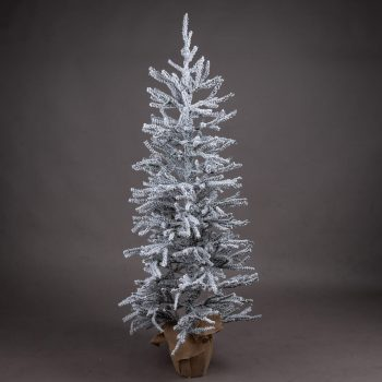 Large Frosted Mini Tree